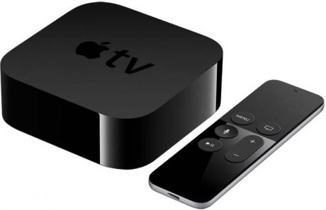 Медиаплеер Apple TV 32GB 4th generation (черный)