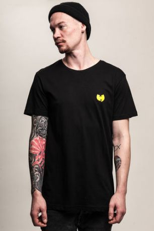 Футболка WU-WEAR Front-Back Tee (Black, XL)