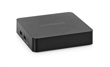 Медиаплеер Rombica Smart Box 4K B4K-H0010