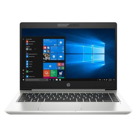 "Ноутбук HP ProBook 440 G6, 14"", Intel Core i5 8265U 1.6ГГц, 8Гб, 512Гб SSD, nVidia GeForce Mx130 - 2048 Мб, Windows 10 Professional, 5PQ49EA, серебристый"