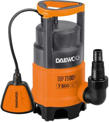 Насос Daewoo Power Products DDP 7500 P