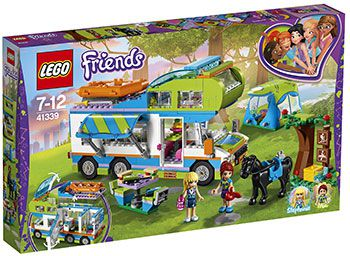 Конструктор Lego Дом на колёсах LEGO Friends 41339