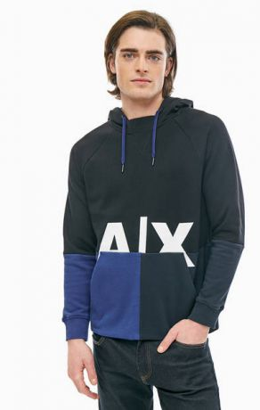 Толстовка ARMANI EXCHANGE 6ZZM72 ZJU1Z 4222