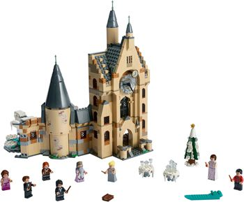 Конструктор Lego Harry Potter TM 75948 Часовая башня Хогвартса