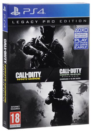 Call of Duty. Infinite Warfare Legacy Pro Edition (PS4)