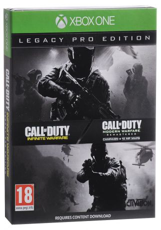 Call of Duty. Infinite Warfare Legacy Pro Edition (Xbox One)