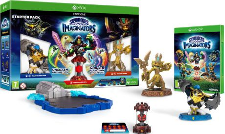 Skylanders Imaginators. Стартовый набор (Xbox One)