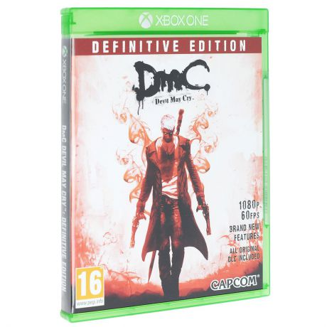 DmC Devil May Cry. Definitive Edition (Xbox One)