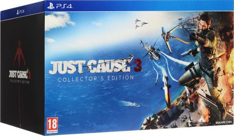 Just Cause 3. Collector