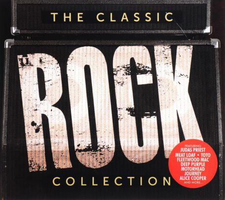 """Boston"",""Blue Oyster Cult"",""The Outfield"",""Primal Scream"",""Fleetwood Mac"",Big Brother & The Holding Company,Джеф Бакли,""The Fray"",Стив Вай,""Bad English"" The Classic Rock Collection (3 CD)"
