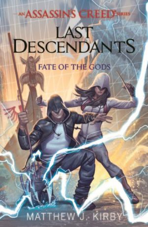 Last Descendants. Fate of the Gods