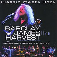 """Barclay James Harvest"",Лес Холроид Barclay James Harvest Feat. Les Holroyd. Classic Meets Rock (2 CD)"