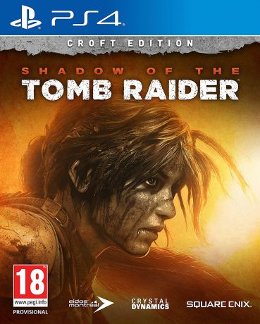 Shadow of the Tomb Raider. Издание Croft (PS4)