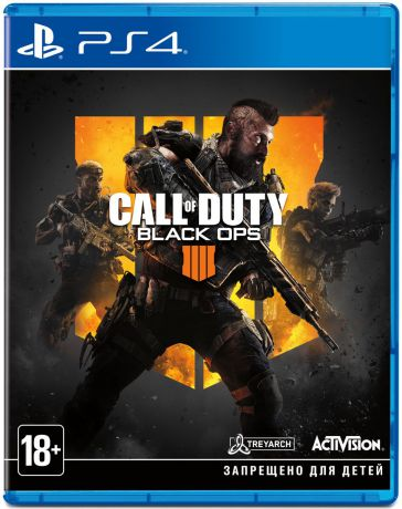 Call of Duty: Black Ops 4. Specialist Edition (PS4)