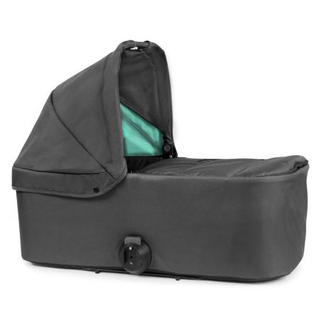 Люлька Bumbleride Bassinet для коляски Indie Twin, Dawn Grey Mint