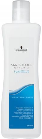 Нейтрализатор Schwarzkopf Professional Natural Styling, 1000 мл