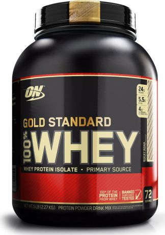 "Протеин Optimum Nutrition ""100% Whey Protein Gold Standard"", роки роуд, 2,26 кг"