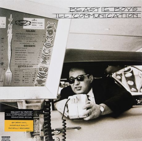 """The Beastie Boys"" Beastie Boys. The Ill Communication (2 LP)"