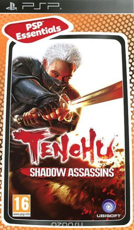 Tenchu 4: Shadow Assassins (Essentials) (PSP)