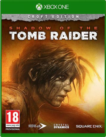 Shadow of the Tomb Raider. Издание Croft (Xbox One)