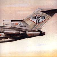 """The Beastie Boys"" Beastie Boys. Licensed To Ill"