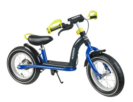 "Беговел Hudora Беговел HUDORA Cruiser Boy Alu , 12"", синий, 10088, синий"