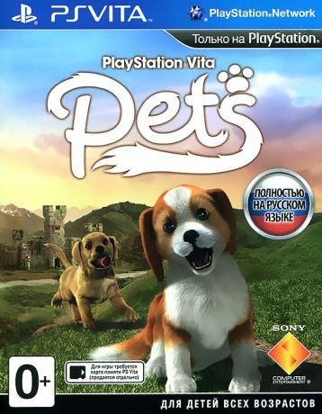 Pets PlayStation Vita (PS Vita)