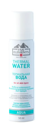 Five Elements Thermal Water Термальная вода