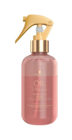 Schwarzkopf Professional Oil Ultime Marula and Rose Light Oil In Spray Conditioner