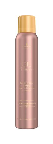 Schwarzkopf Professional Oil Ultime Marula and Rose Oil In Mousse Treatment