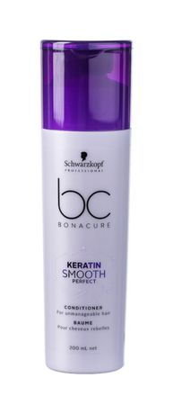 Schwarzkopf Professional Bonacure Keratin Smooth Perfect Conditioner