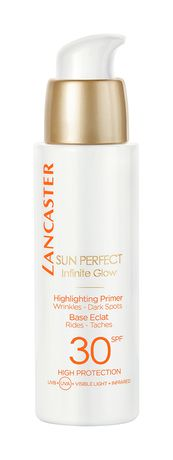 Lancaster Highlighting Primer Wrinkles Dark-Spots SPF 30