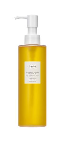 Huxley Cleansing Oil: Deep Clean Deep Moist
