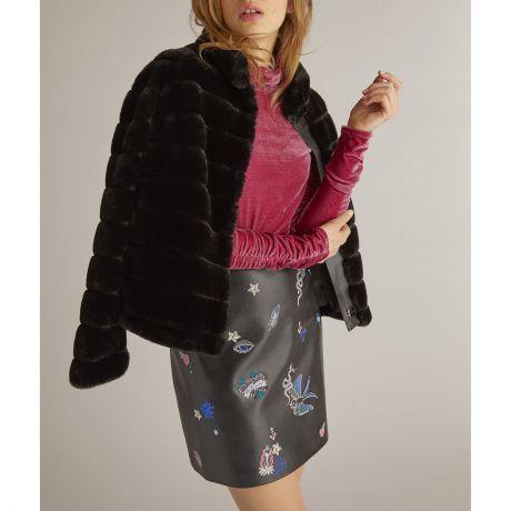 Пальто DERHY купить на официальном сайте интернет-магазина в Москве, Санкт-Петербурге