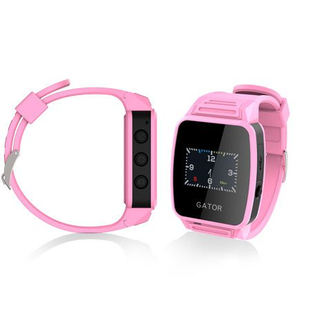 Gator Caref Watch Pink