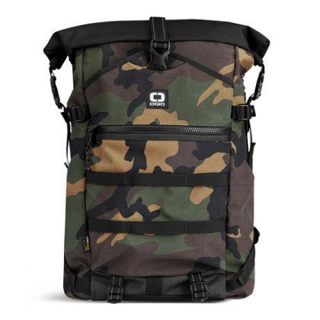 Рюкзак OGIO ALPHA CORE CONVOY 525r ROLLTOP BACKPACK (Woodland Camo)