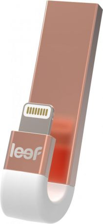 USB флешка Leef iBridge 3 32Gb (розовый)