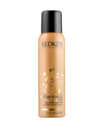 Redken Даймонд Ойл Хай Шаин Эйри мист спреймасло 150 мл (Redken, Diamond Oil)