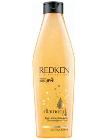 Redken Даймонд Ойл Хай Шаин шампунь 300 мл (Redken, Diamond Oil)