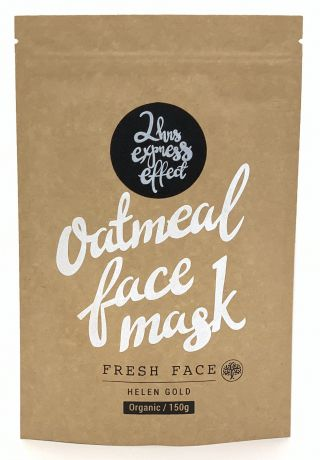 Маска для лица Helen Gold OATMEAL FACE MASK