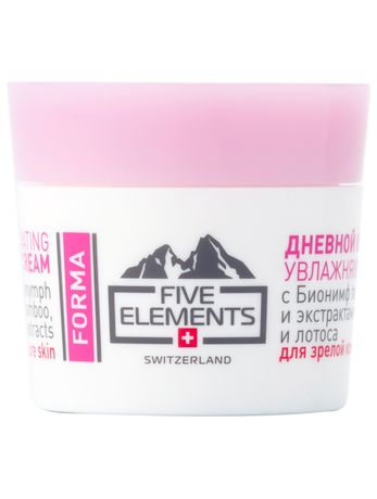 Five Elements Forma Hydrating Day Cream