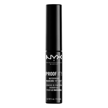 NYX Professional Make Up Proof It! Waterproof Mascara Top Coat
