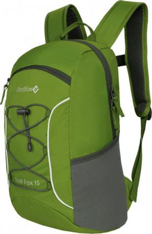 Рюкзак Red Fox Trail Fox 15, 00001065042, зеленый, 15 л