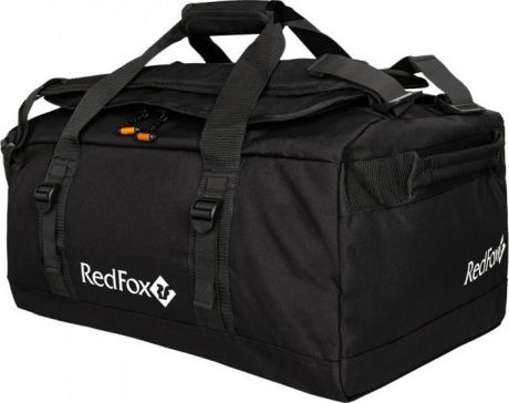 Баул Red Fox Expedition Duffel Jet 50, 00001068832, черный, 50 л