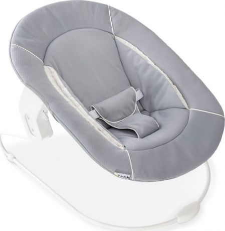 Баунсер Hauck Alpha Bouncer 2in1 Stretch Grey