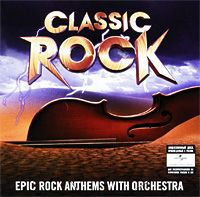 The City Of Prague Philharmonic Orchestra,Джеймс Морган Classic Rock