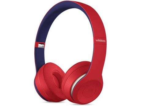 Beats Solo3 Wireless Club Collection Red MV8T2EE/A