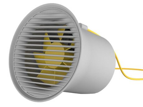 Вентилятор Baseus Small Horn Desktop Fan Gray CXLB-0G
