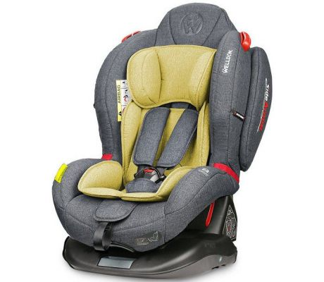 Автокресло Welldon Royal Baby Dual Fit (Olive)