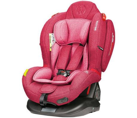 Автокресло Welldon Royal Baby Dual Fit (Lush)